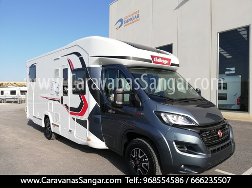 2019 Challenger 387GA Mageo Premium