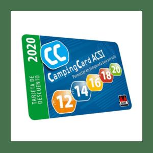 CampingCard ACSI 2020 Inglés