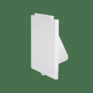 Tapa repuesto toma CEE rectangular