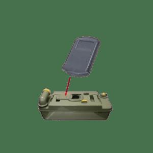 Tapa deslizante para Cassette Thetford C400/C500