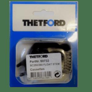 Kit de ventilación para Cassette Thetford C250/C260/C400