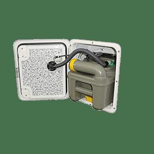 Sistema SOG para casette Thetford C200