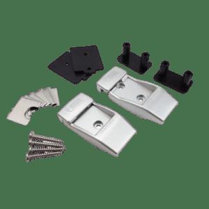 Soporte de aluminio para patas de toldos FIAMMA