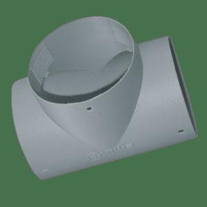 Tubo de conexión en T 65/72mm Truma