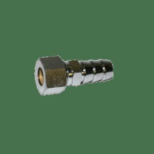Racor tetina de conexión 8mm