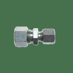 Racor reductor recto para instalación de gas 10-8mm GOK